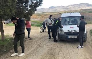 Gönyeli Belediyesi, 6 kişiye ceza kesti