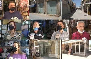 Arasta'dan mesaj: Sınırlar açılsın