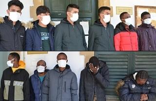 Avrupa hayali, 11 kişiyi daha yakaladı