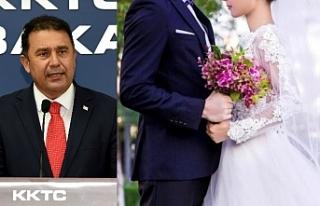 Düğünler açık havada yapılabilecek
