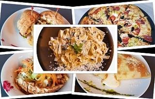 Girne'de mükemmel bir İtalyan restoranı: Farinelli