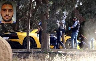 Lamborghinikurşunlandı
