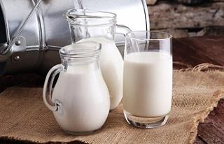 Süt üreticilerine 20 milyon TL'yi aşkın ödeme