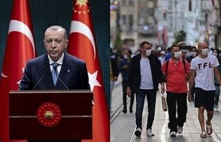 Türkiye 17 Mayıs'a kadar Tam kapandı