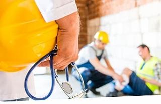 6 kişi iş kazası sonucu yaşamını yitirdi