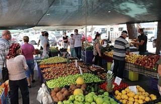 Açık pazar canlandı