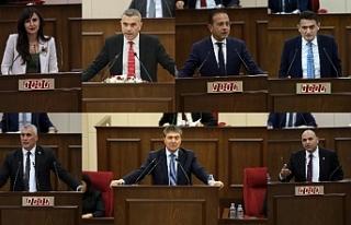 Muhalefet sordu hükümet cevapladı