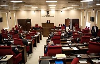 Meclis toplandıktan 1,5 saat sonra dağıldı