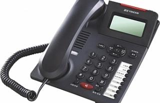 Sabit telefon rekor kırdı