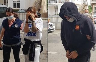 Siyasi polis uyuşturucuyla yakaladı