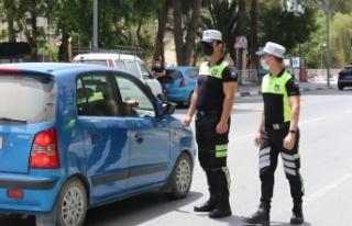 Polis yasal işlem yaptı
