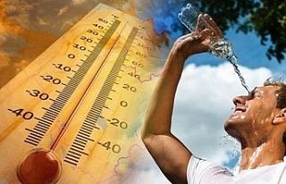 42 derece sıcakta halka verilen ceza
