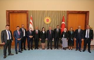 Kıbrıs Türk halkının egemenliği korunacak