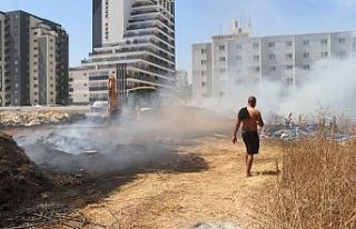 Yangın kısa sürede çevreye yayıldı