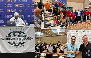 Merit International Oasis Tavla Turnuvası
