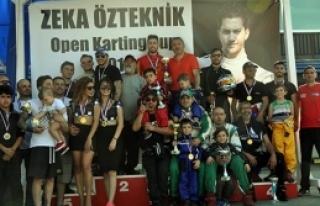 25 yarışçı katıldı