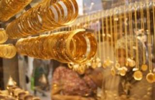 Altının kilogramı yüzde 0,40 değer kazandı