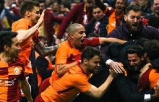 Aslan'dan 'Gümüş' gol 2-1
