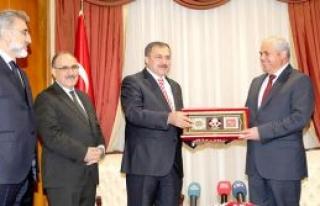 Atalay: Türkiye daima yanınızda