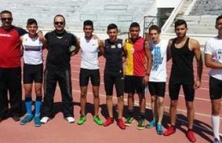 Atletlerimiz Ankara yolcusu