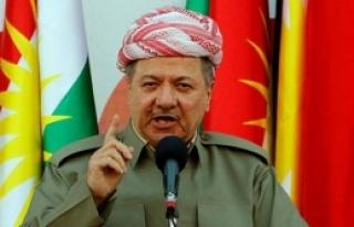 Barzani'nin ateşle dansı