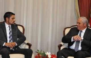 Başbakan Yorgancıoğlu hayvanseverler platformu...