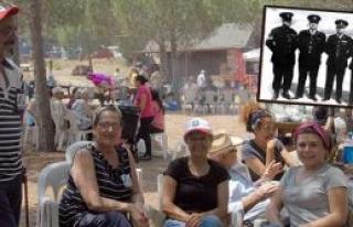 Boğaz Piknik Alanı'nda anılar tazelendi