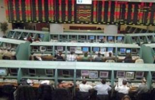 Borsa yüzde 0,44 değer kaybetti