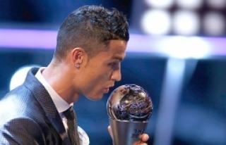 Büyük ödül Ronaldo'nun