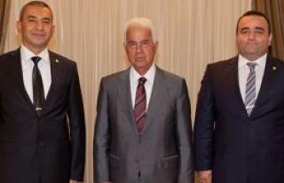 Cumhurbaşkanı Eroğlu, Alakuş Ve Yarımbaş'ı...