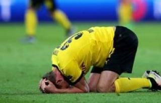 Dortmund'ta İngiliz freni