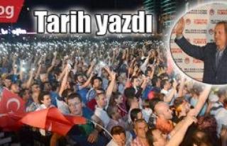 Erdoğan Cumhurbaşkanı seçildi