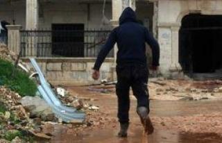 Esad'a darbe üstüne darbe