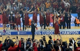 Eurocup şampiyonu Galatasaray
