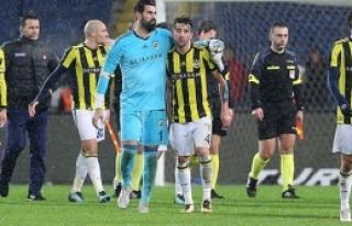 Fenerbahçe'de kazanan 11 sahada
