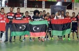 Futsal'da yarı final zamanı