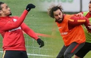 Galatasaray'a çifte şok