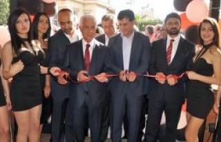 Gazimağusa'da  yeni bir cafe açıldı