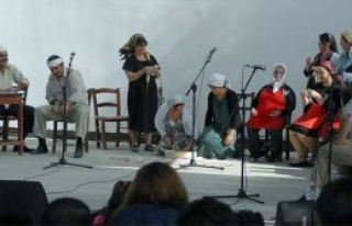 Gönendere'deki festival ilgi gördü