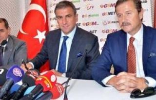 Hamzaoğlu imzayı attı