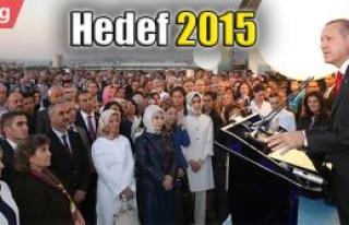 Hedef 'Yeni Türkiye'