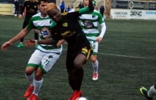 Hisar'da gol şov 4-0