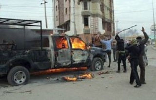 Irak'ta çıkan çatışmalarda 41 kişi öldü,...