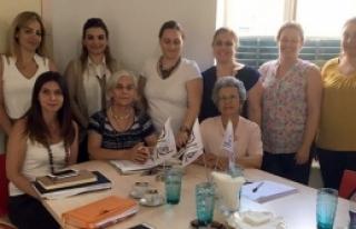 İş Kadınları Derneği'nde yeni yönetim belirlendi