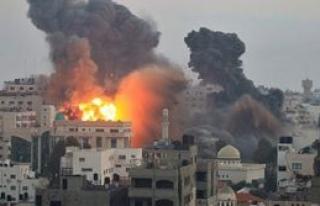 İsrail'in atılan roketlerin yüzde 3,45'ine hedef...