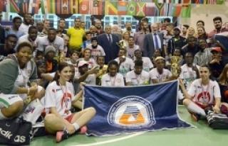 Kadınlarda KKTC, erkeklerde Nijerya şampiyon