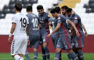 Kara Kartal'dan 9 gollü şov