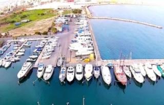 Karpaz Gate Marina'ya talip