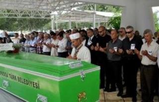 Kemal Hasan Akıncı Lefkoşa'da toprağa verildi