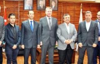 KKTC Amman'da temsil edildi